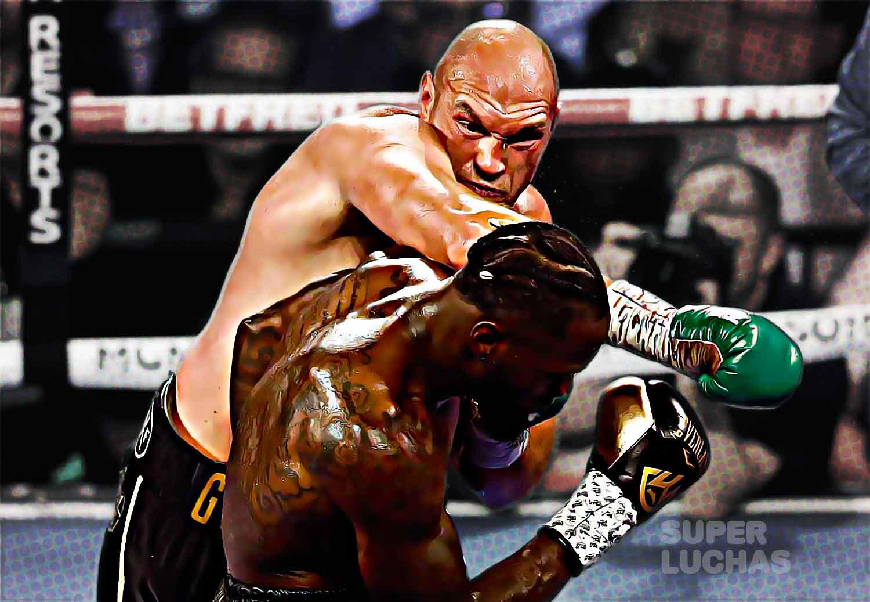 Tyson Fury vs. Deontay Wilder II
