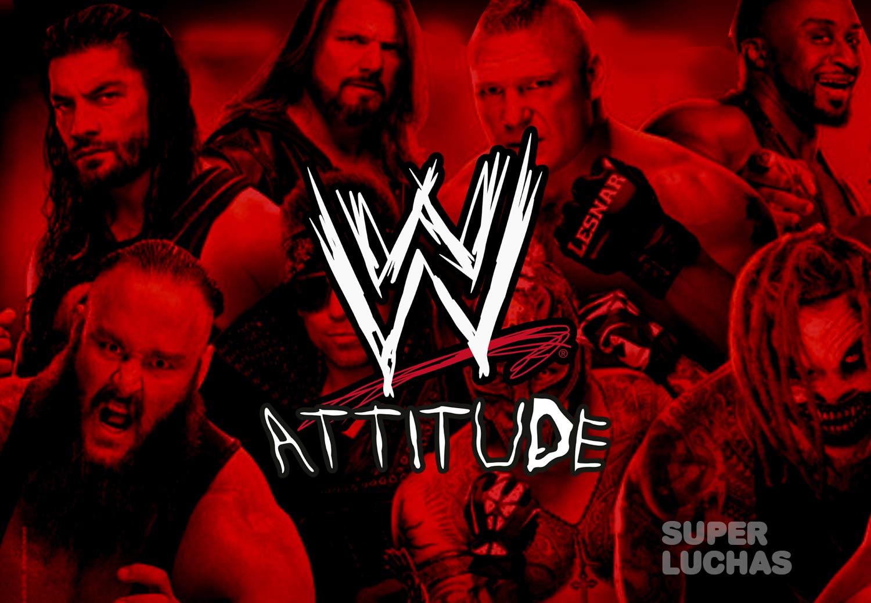WWE Attitude Era 2020