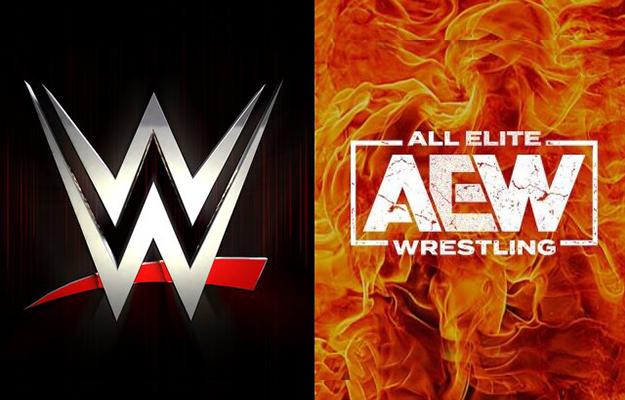 WWE vs AEW WWE Network y los PPV