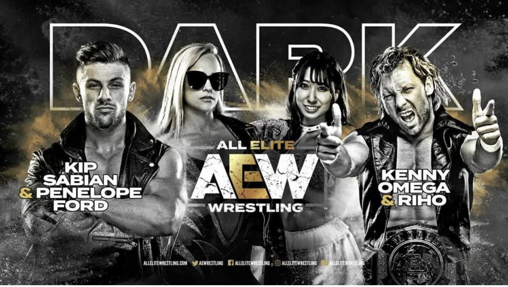 AEW DARK Episodio 18 | La histórica primera lucha de relevos mixtos 1