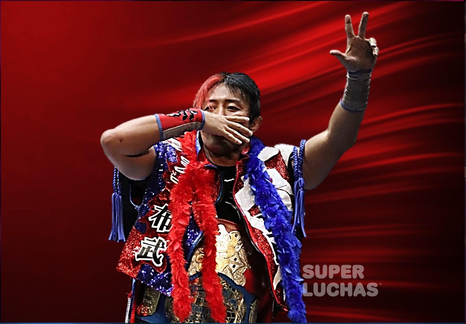 "AJPW: ""Chiba Extra Dream 23"" Yoshitatsu se aferra a su título 6"