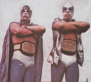 La última vez que se disputó el Campeonato Nacional de Parejas en la Arena México 2