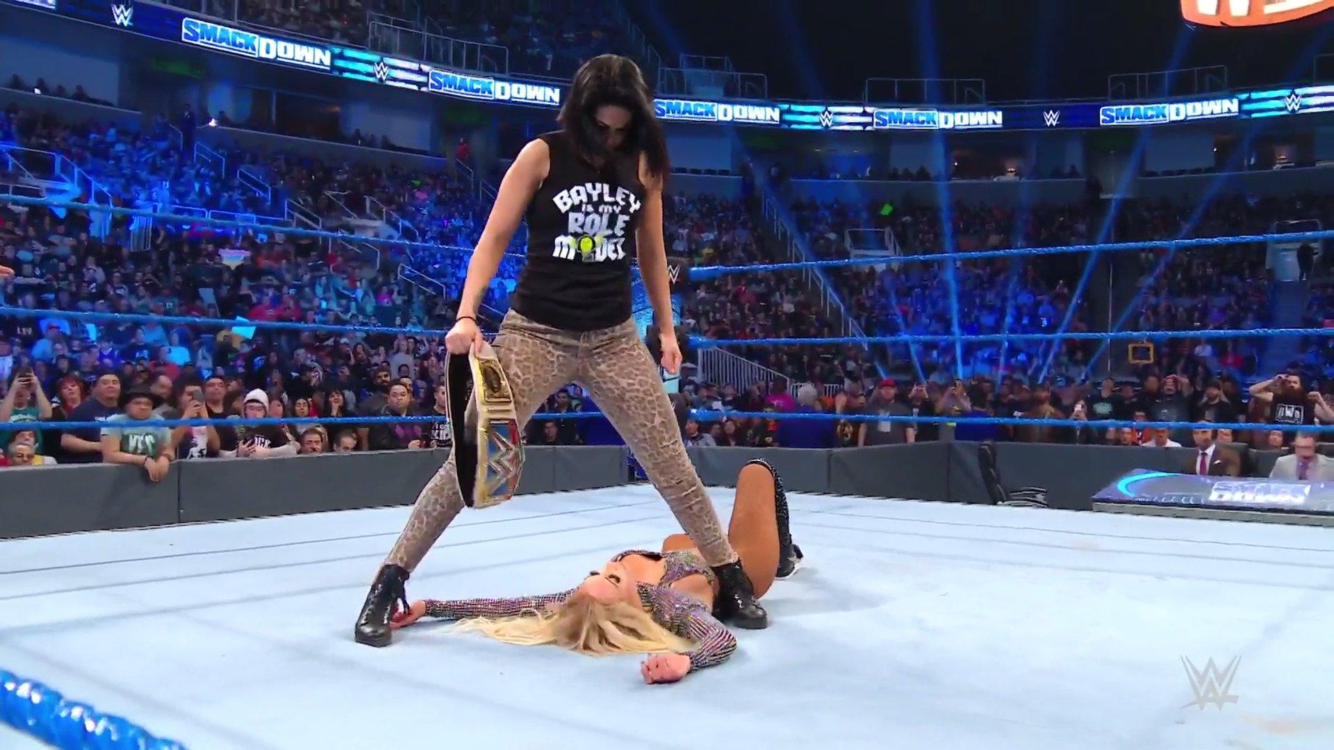 WWE SMACKDOWN (7 de febrero 2020) | Resultados en vivo | Goldberg regresa 44