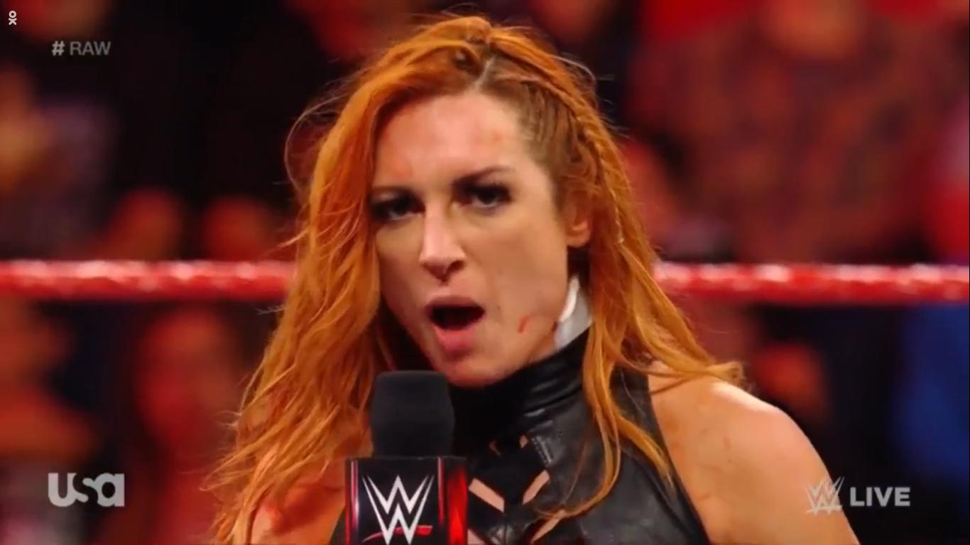 Raw 10 de febrero 2020