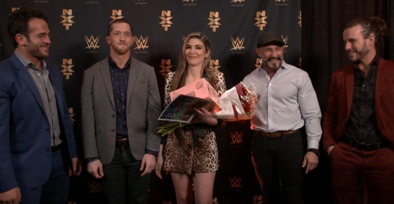 Cathy Kelley extraña a WWE