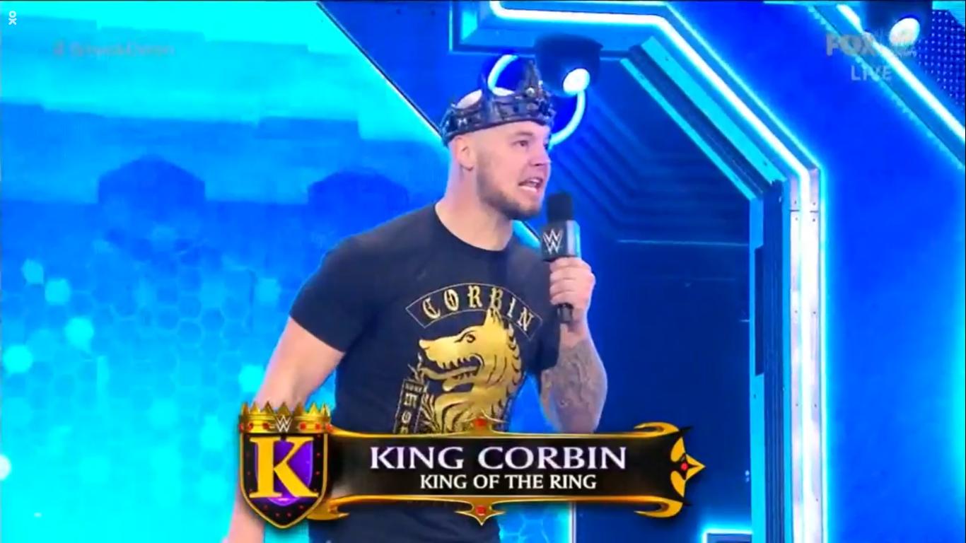 WWE SMACKDOWN (7 de febrero 2020) | Resultados en vivo | Goldberg regresa 21