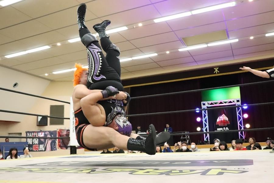 DDT: Doble función en Osaka 1