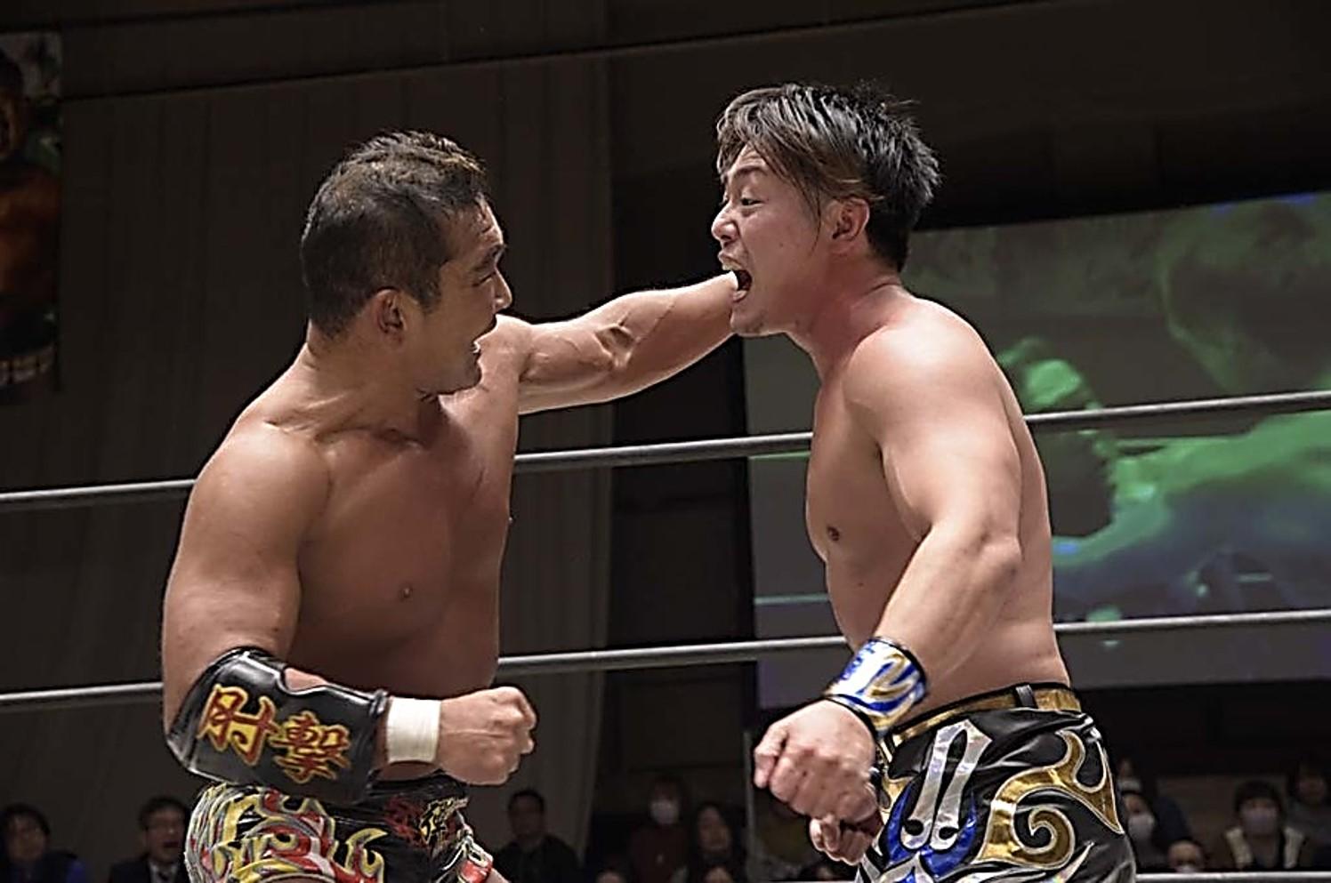 "DDT: ""Sweet Dreams! 2020"" Masato Tanaka, nuevo monarca máximo 1"