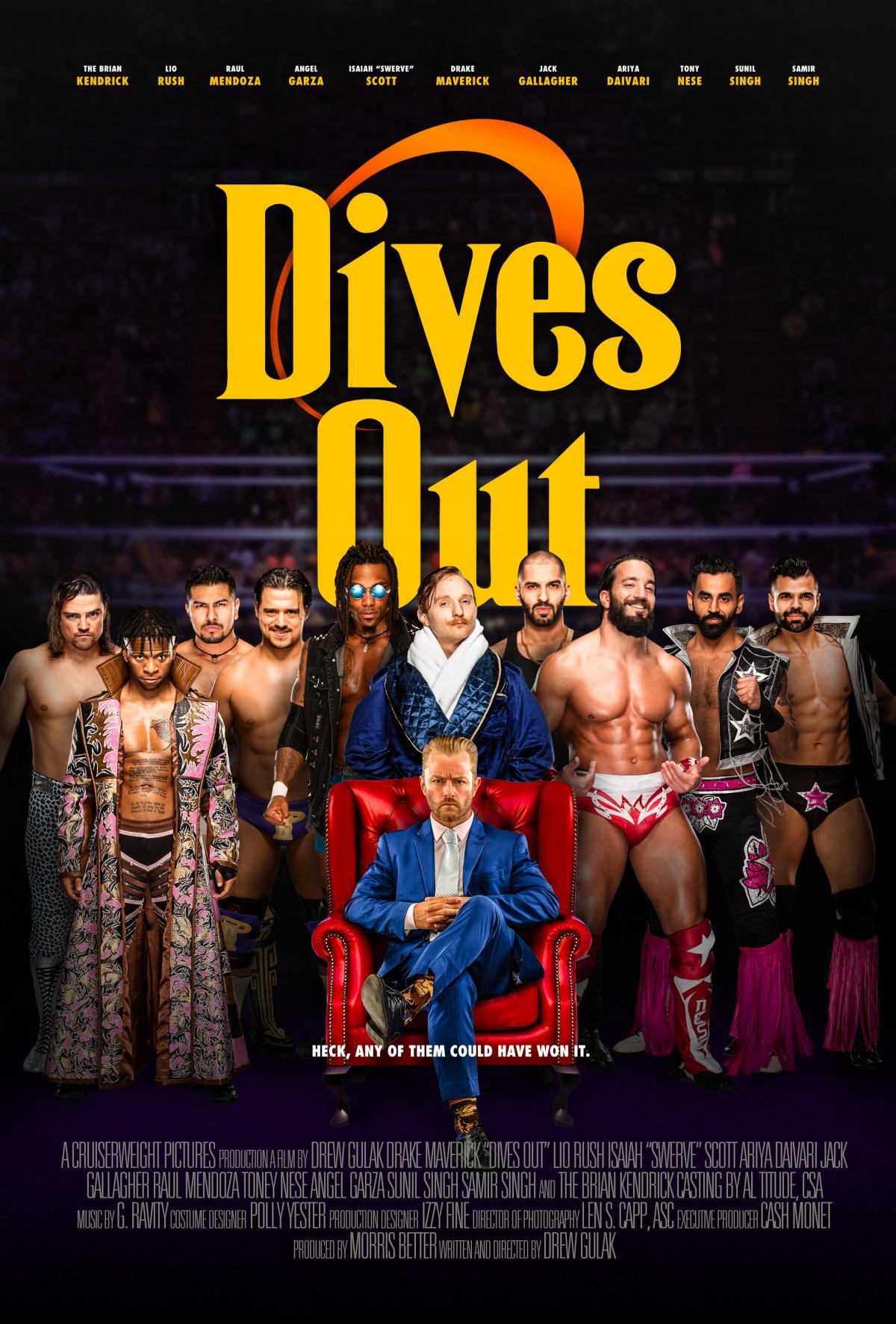 En la noche del Oscars 2020, WWE sacó su listado de películas nominadas 3