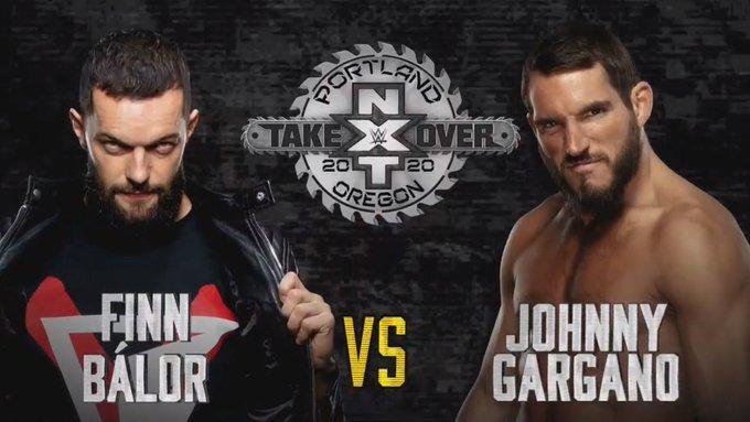 NXT TAKEOVER: PORTLAND (16 de febrero 2020) | Resultados en vivo | Cole vs. Ciampa 4