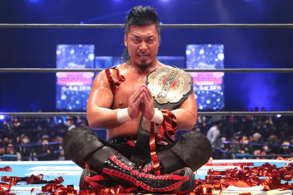 "NJPW: ""The New Beginning in Sapporo"" La coronación de Takagi 4"