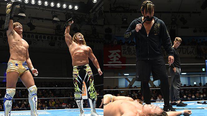 """NJPW: """"New Japan Road 2020"""" Nuevos monarcas de parejas 1"""
