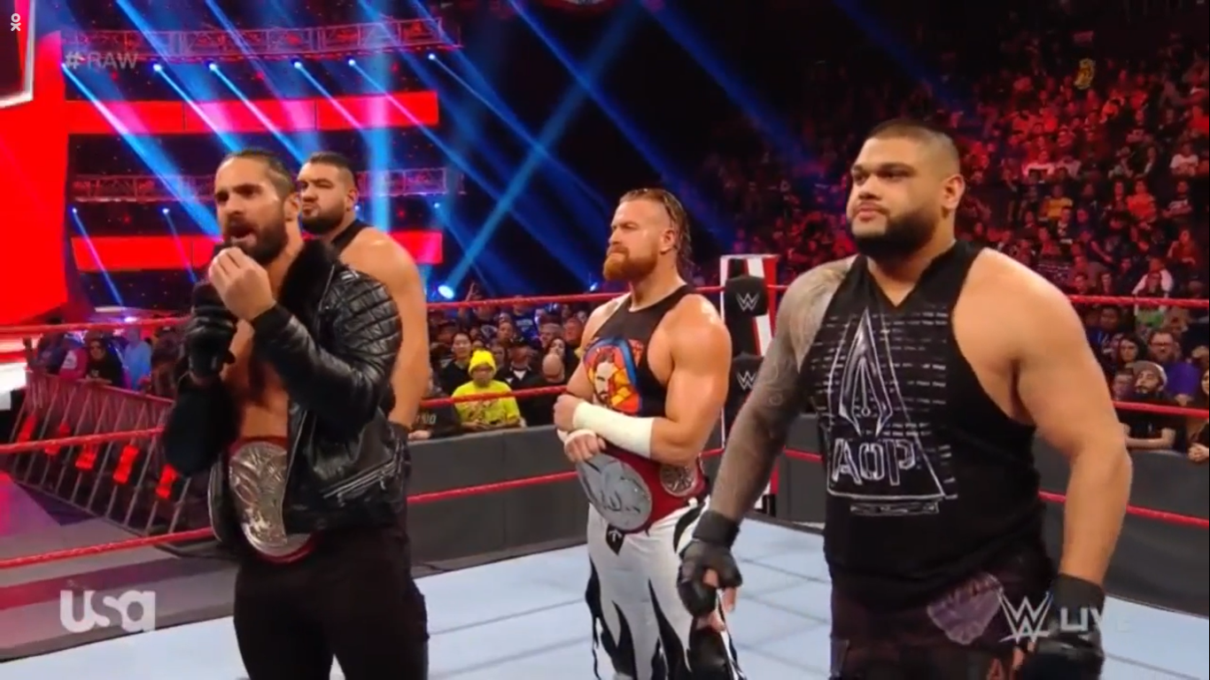 Previo WWE Raw 17 de febrero 2020