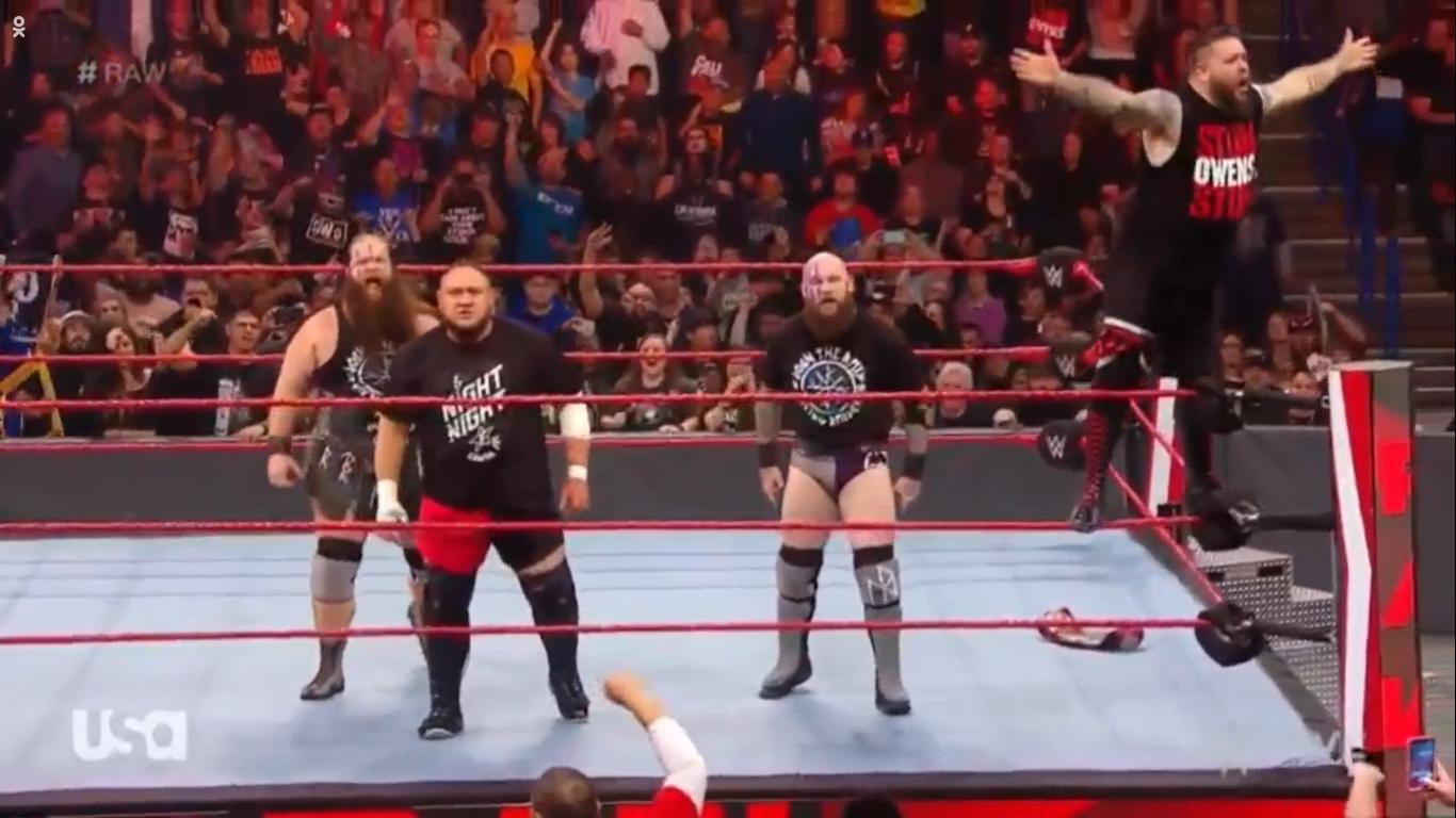 WWE RAW (10 de febrero 2020)   Resultados en vivo   Becky Lynch vs. Asuka 5