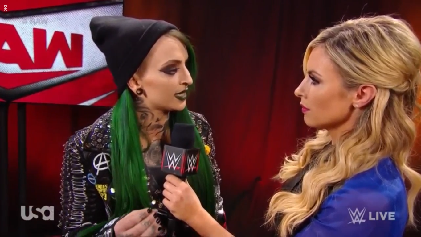 WWE RAW (10 de febrero 2020)   Resultados en vivo   Becky Lynch vs. Asuka 42