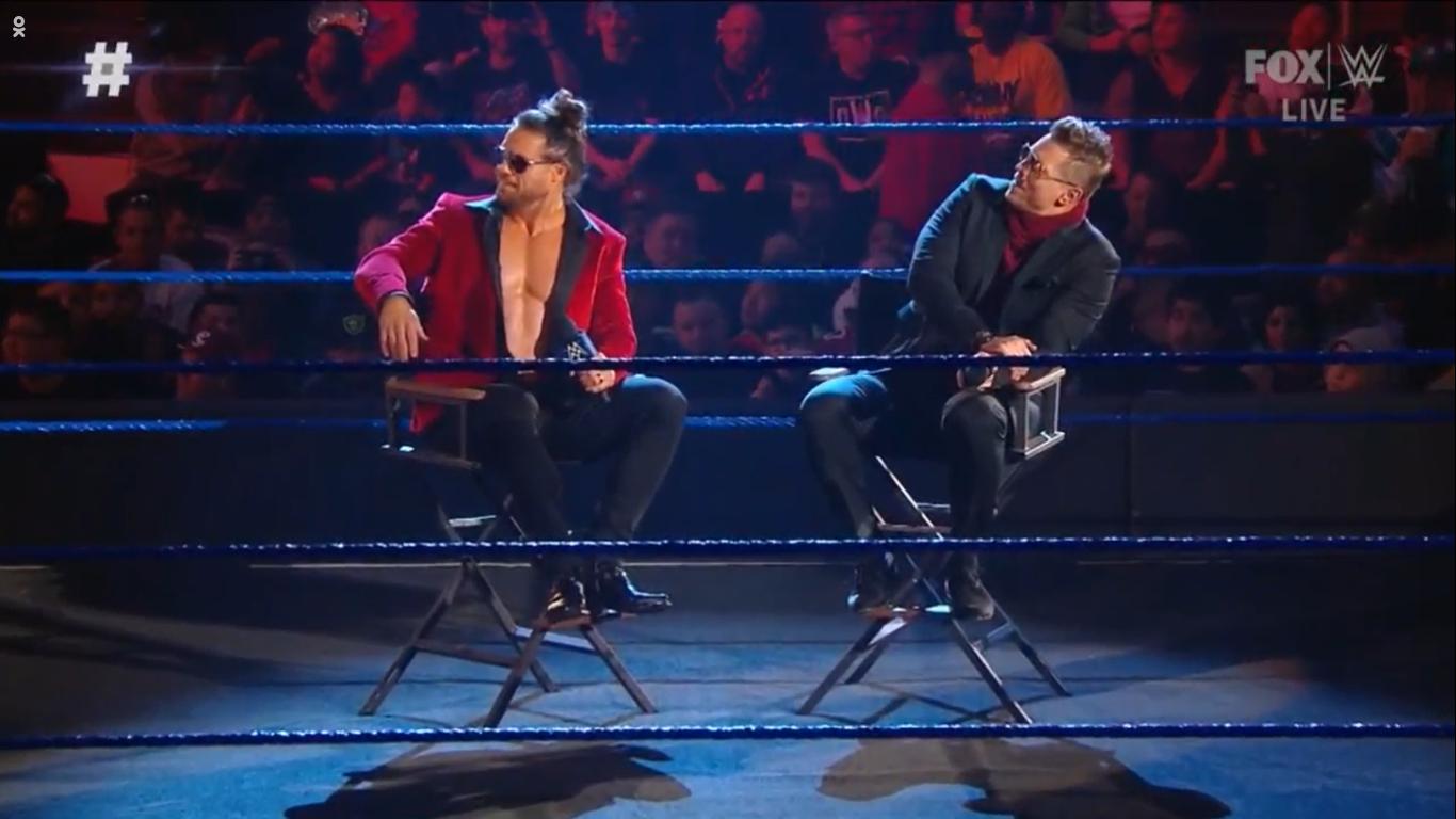WWE SMACKDOWN (7 de febrero 2020) | Resultados en vivo | Goldberg regresa 2