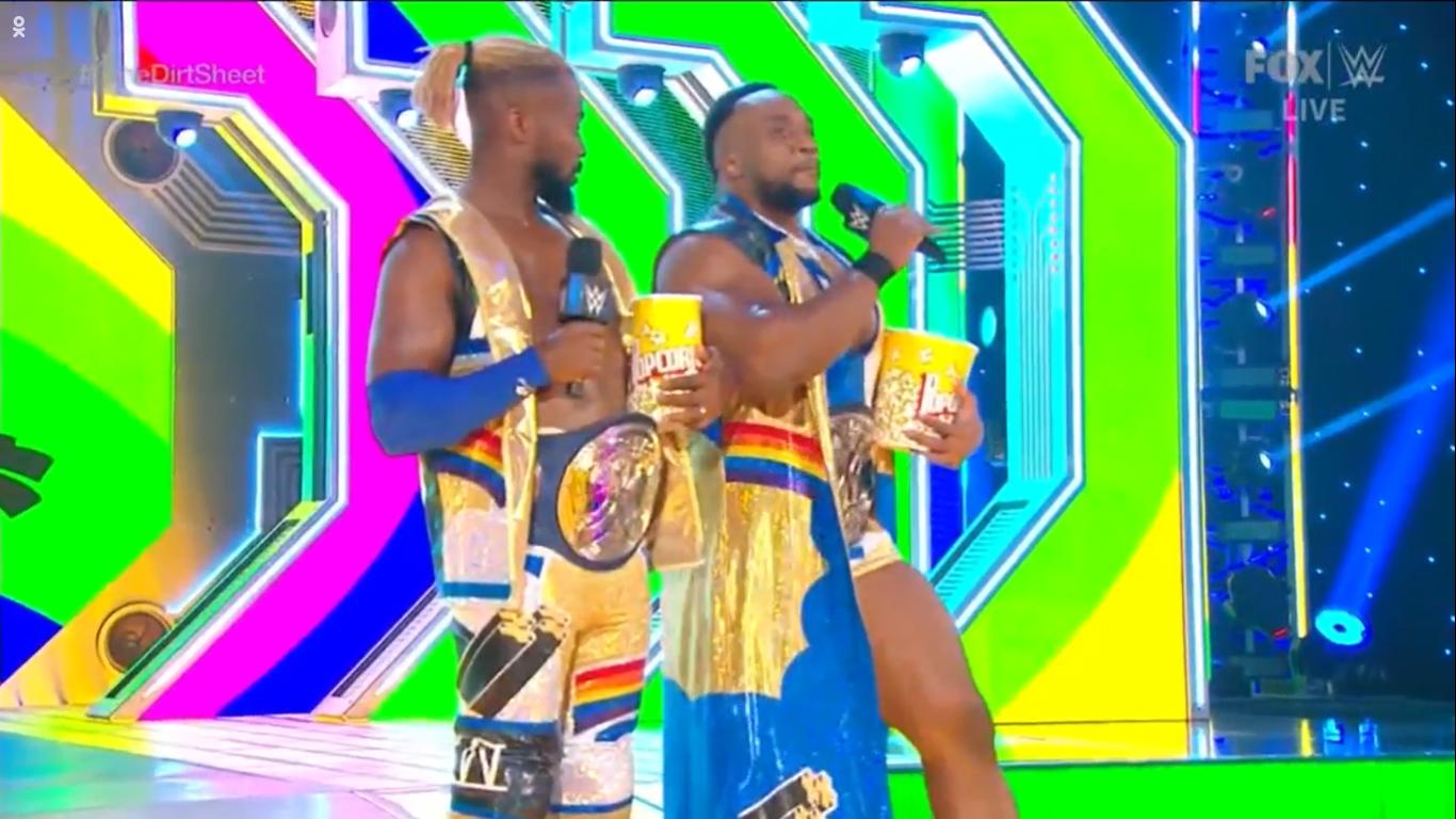 WWE SMACKDOWN (7 de febrero 2020) | Resultados en vivo | Goldberg regresa 5