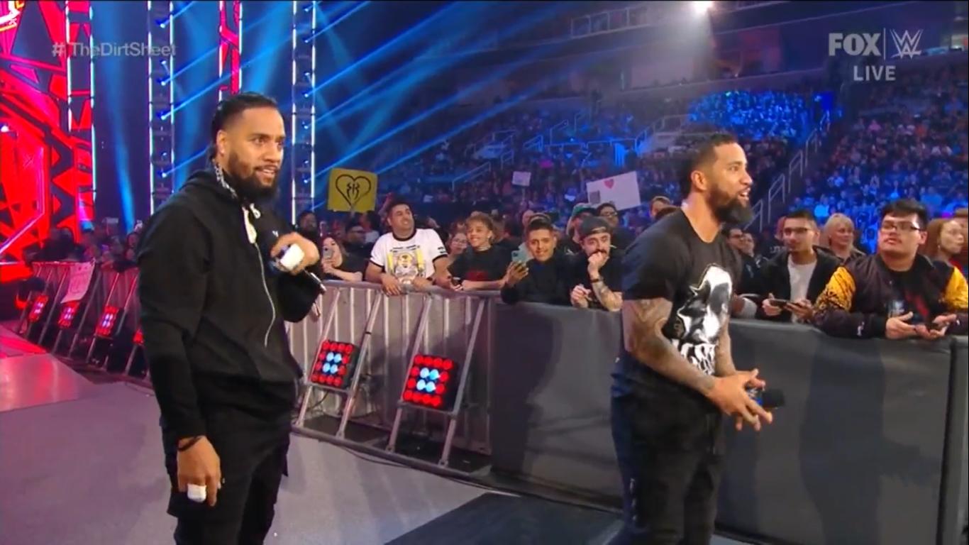 WWE SMACKDOWN (7 de febrero 2020) | Resultados en vivo | Goldberg regresa 6