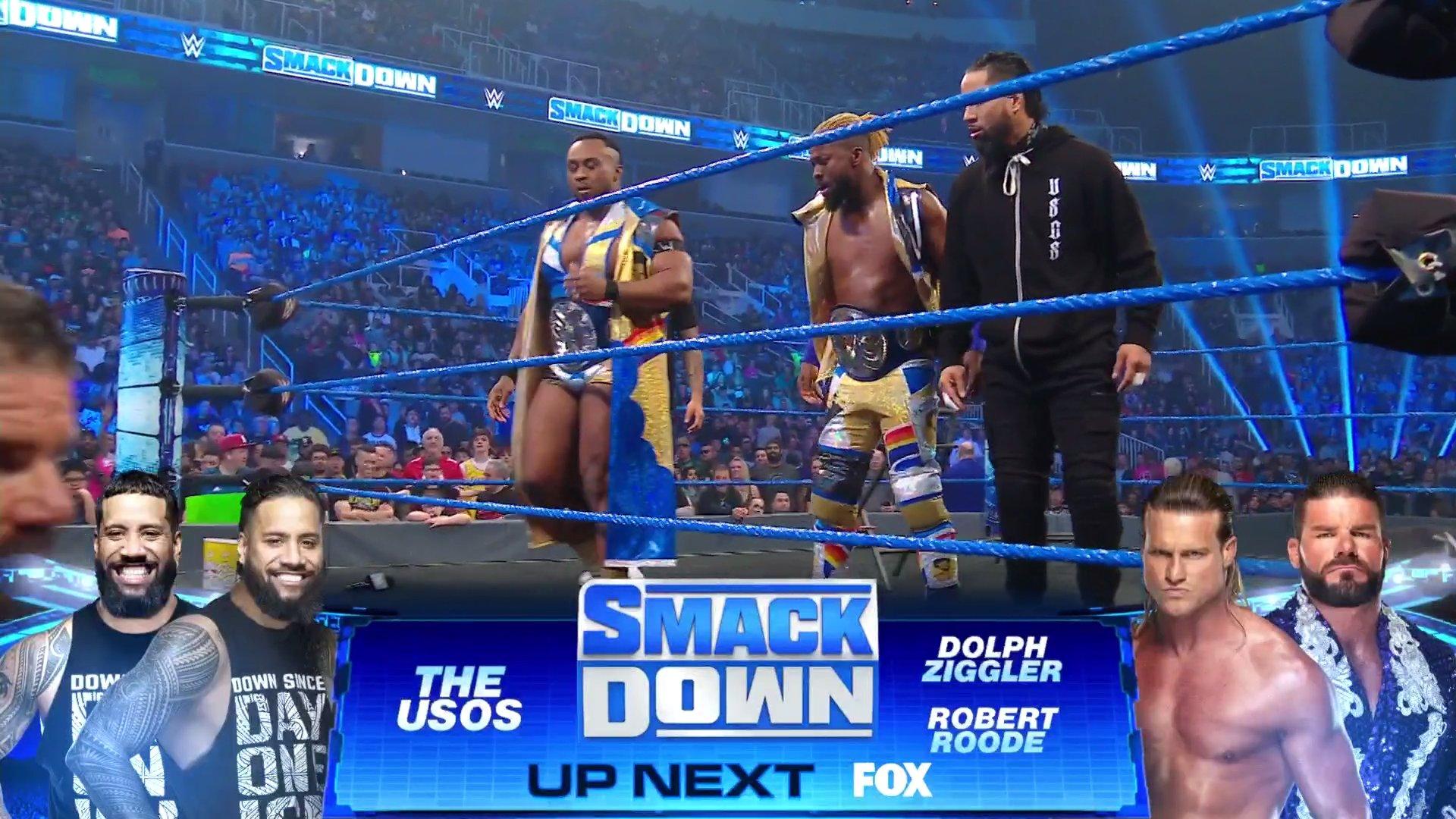 WWE SMACKDOWN (7 de febrero 2020) | Resultados en vivo | Goldberg regresa 7