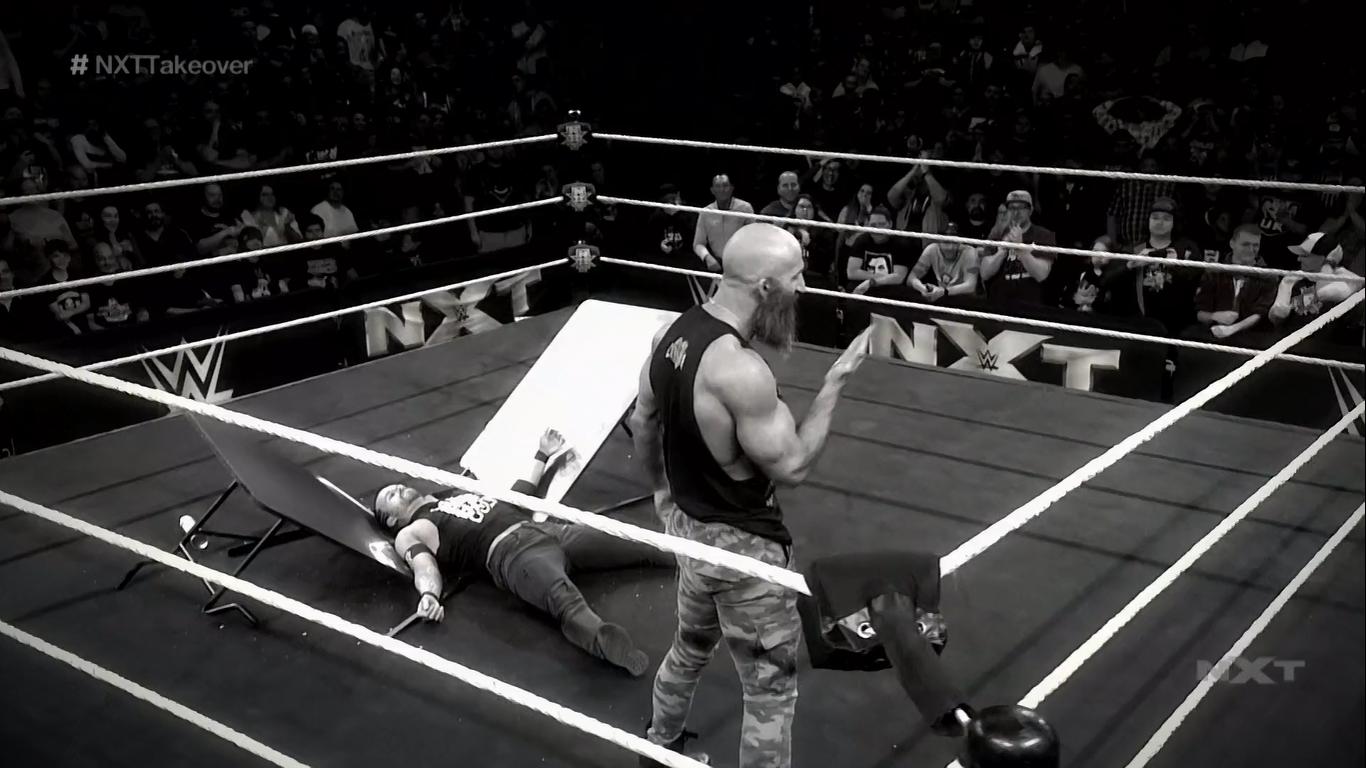 NXT TAKEOVER: PORTLAND (16 de febrero 2020) | Resultados en vivo | Cole vs. Ciampa 6
