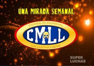 Una mirada semanal al CMLL (del 30 de ene al 5 feb 2020) 5