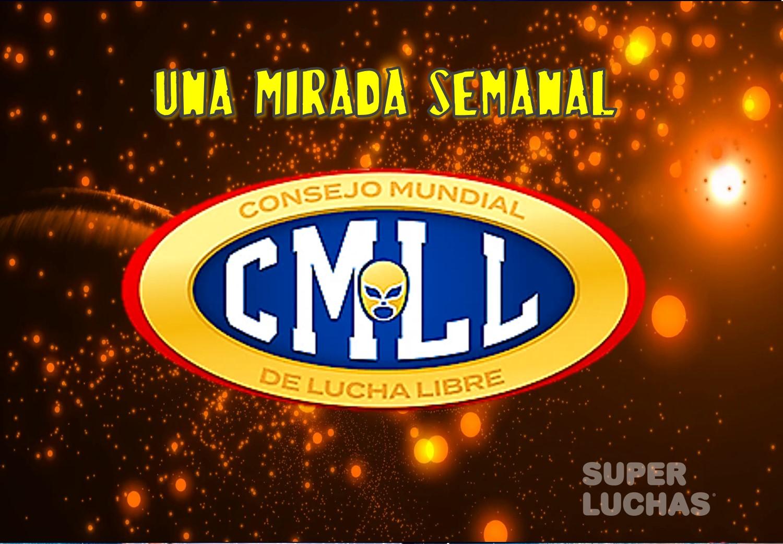 Una mirada semanal al CMLL (del 30 de ene al 5 feb 2020) 1