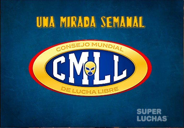 Una mirada semanal al CMLL (del 6 al 12 de febrero 2020) 1