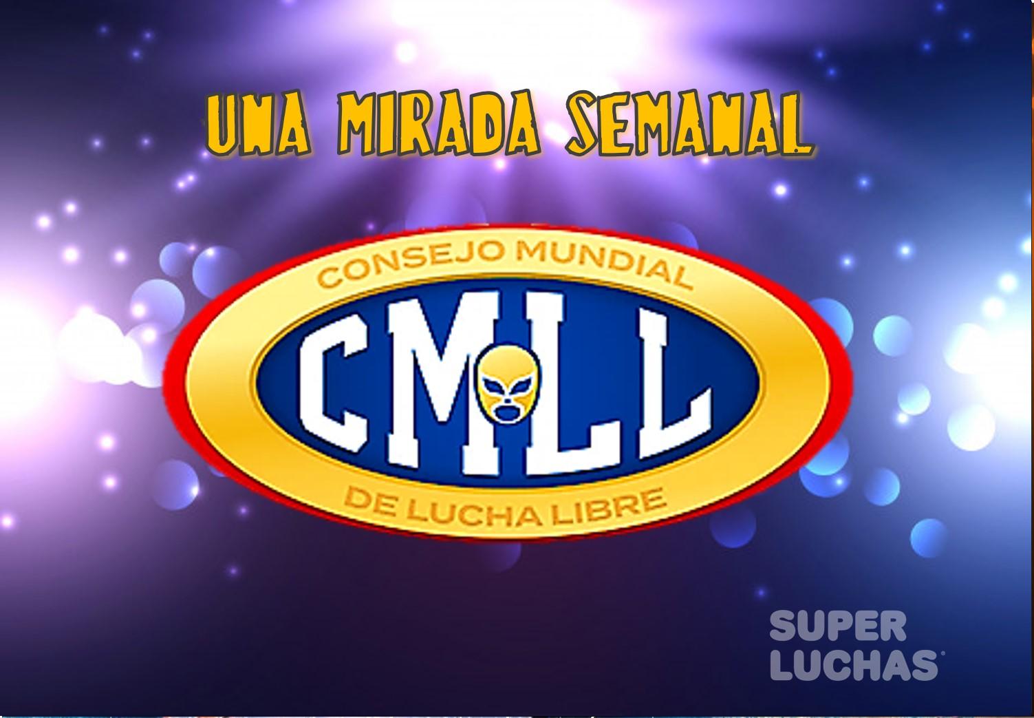 Una mirada semanal al CMLL (del 13 al 19 de febrero 2020) 5