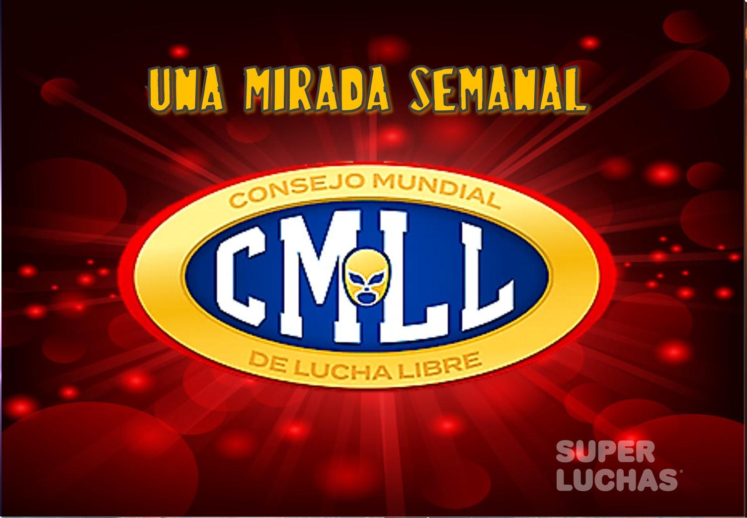 Una mirada semanal al CMLL #184 (del 20 al 26 de febrero 2020) 3