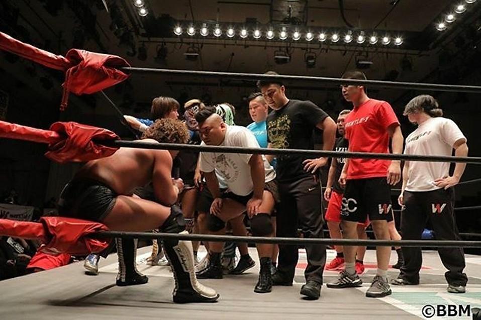 """W-1: """"Tour 2020 W-Impact"""" Katsuhiko Nakajima sigue reinando 4"""