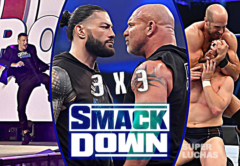 3 x 3: Lo mejor y lo peor de SmackDown 20 de marzo 2020