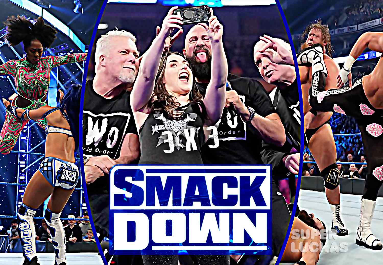 3 x 3: Lo mejor y lo peor de SmackDown 6 de marzo 2020