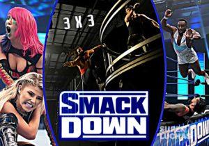 3 x 3: Lo mejor y lo peor de SmackDown 27 de marzo 2020