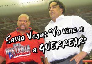 """Savio Vega: """"Yo vine a HISTERIA BORICUA a GUERREAR"""" 3"""