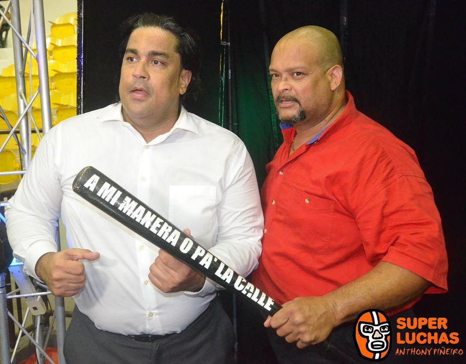 """Ray Gonzalez: """"Este es el comienzo en HISTERIA BORICUA"""" 10"""