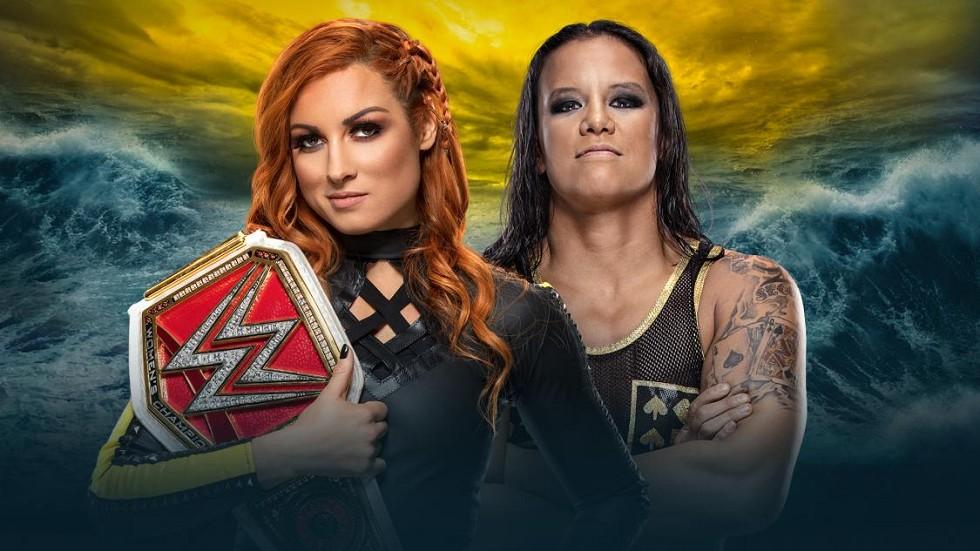 falta de fans en WWE
