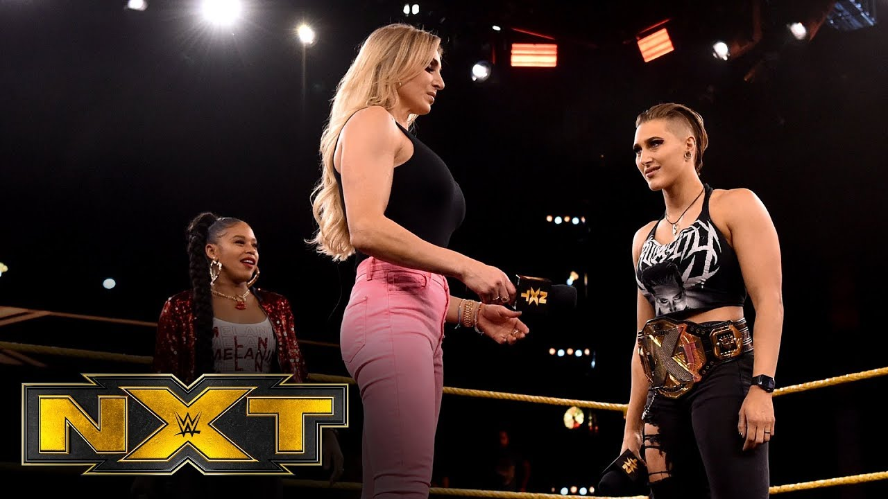 WrestleMania 36 ¡Charlotte Flair NUEVA Campeona NXT!