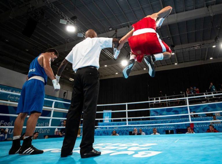 Boxeadores turcos dan positivo a coronavirus 1