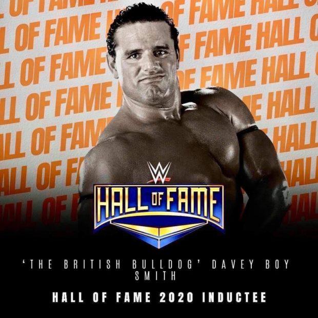 The British Bulldog confirmado para el Salón de la Fama WWE 1
