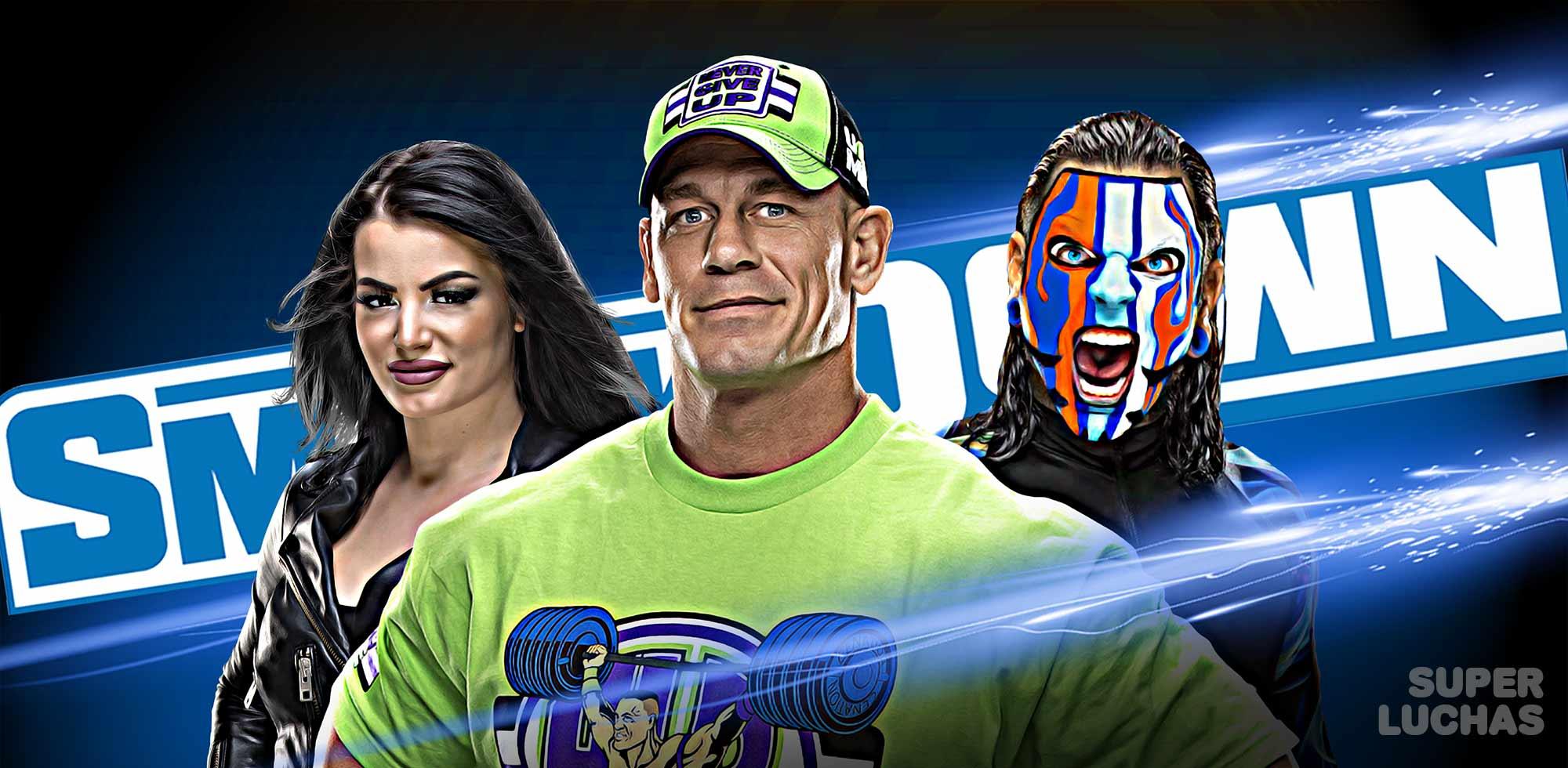 Resultados WWE SmackDown 13 de marzo 2020