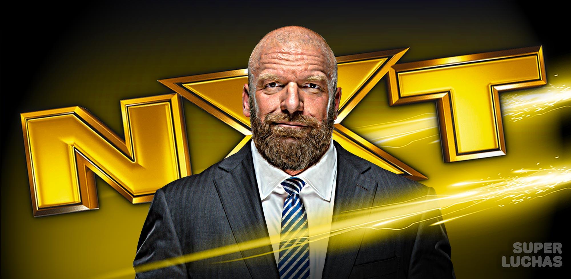 Resultados NXT 18 de marzo 2020