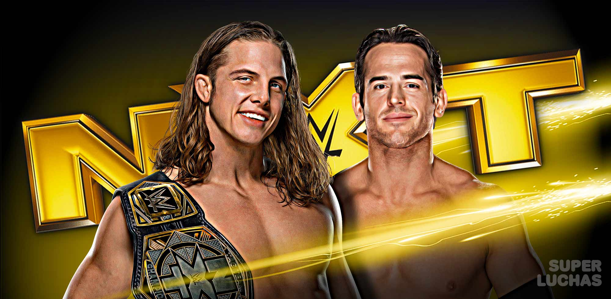 Resultados NXT 25 de marzo 2020