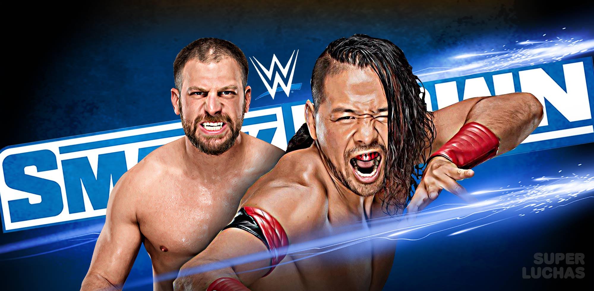 Resultados WWE SmackDown 27 de marzo 2020