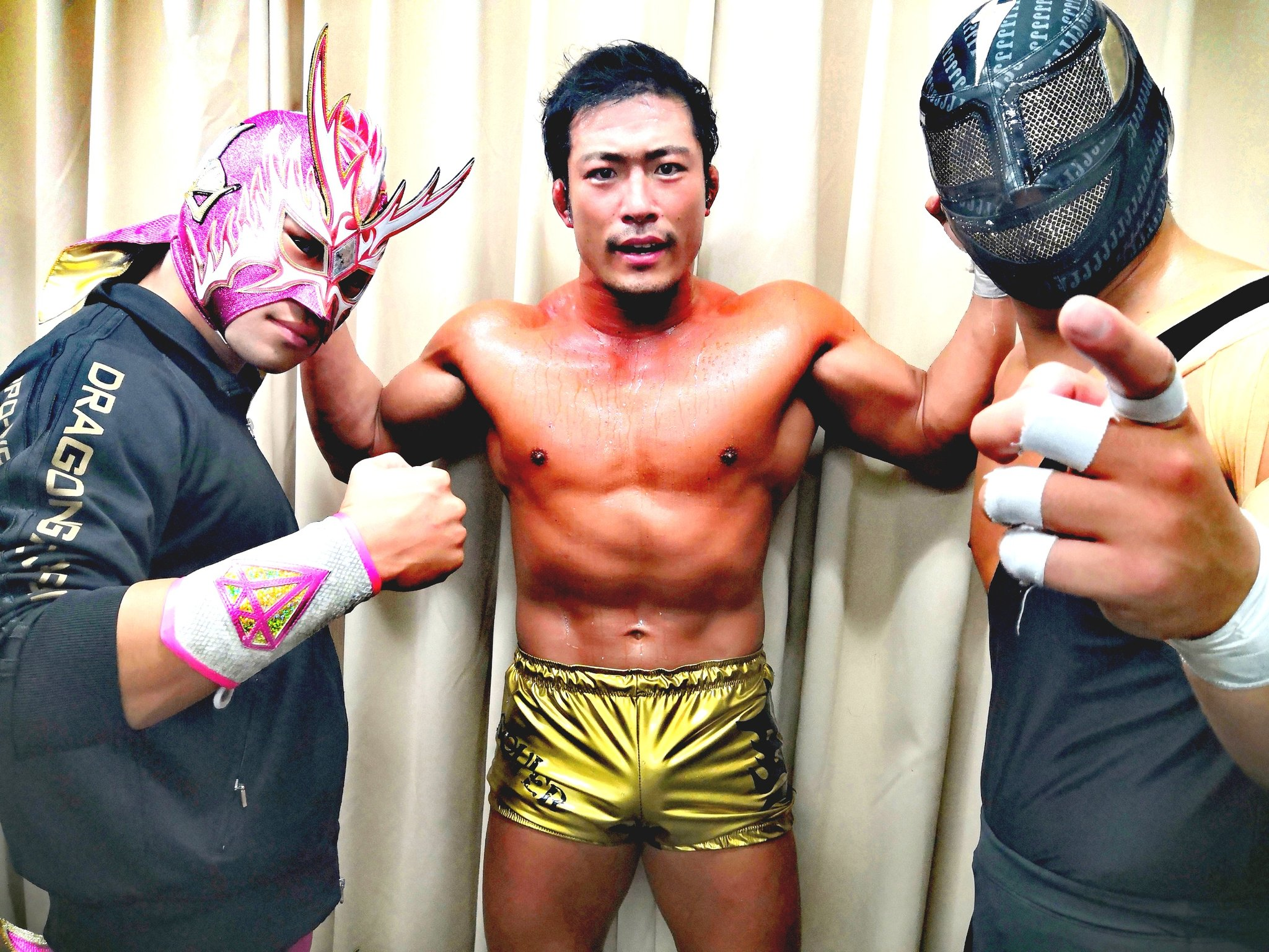 "Dragon Gate: ""Champion Gate 2020 in Osaka"" 2 títulos en juego 1"