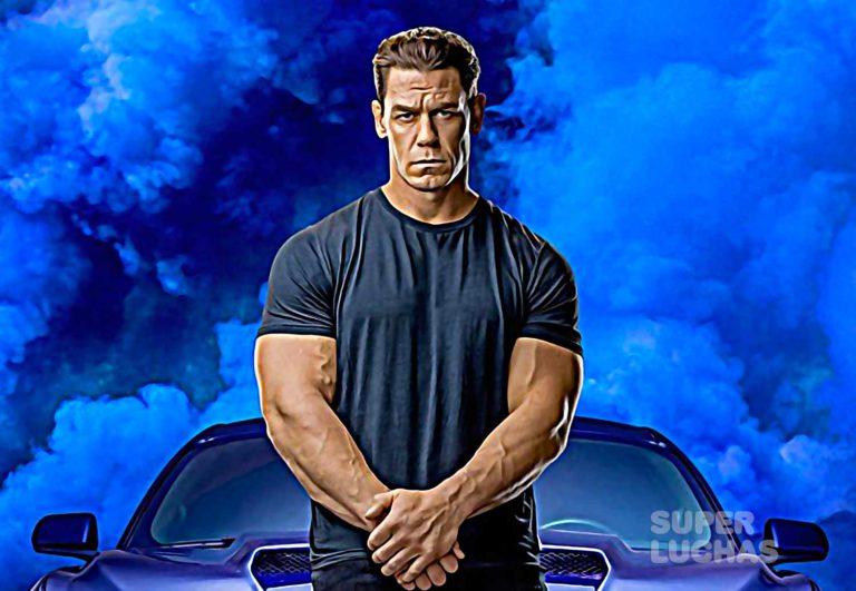 Fast and Furious 9 John Cena