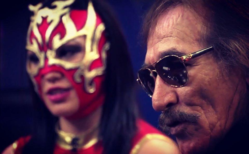 El CMLL invita a los hijos de Sangre Chicana para H2L, incluida La Hiedra 4
