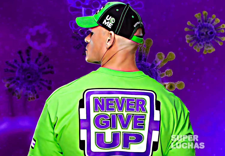 John Cena coronavirus