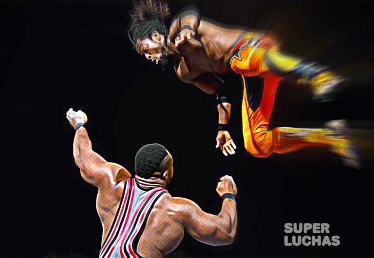 Kofi Kingston vs Big E