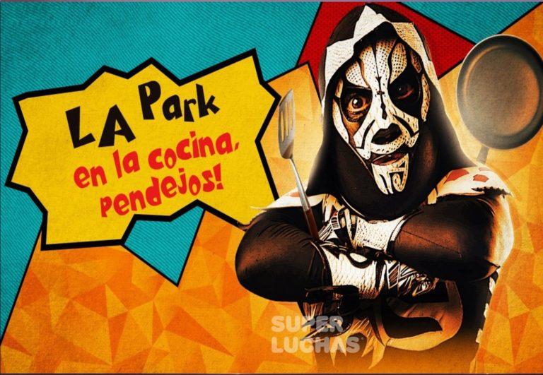Clases de cocina con LA Park 1