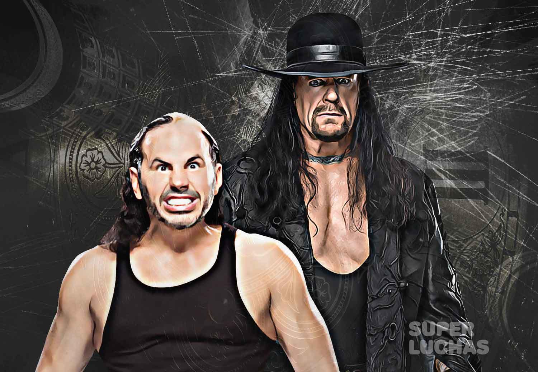 Matt Hardy y The Undertaker